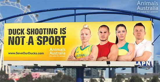 Sportspeople outed after outrageous campaign