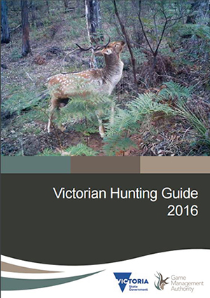 Victorian Hunting Guide released