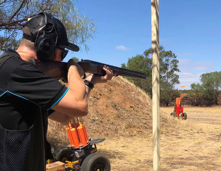 A day on the clays