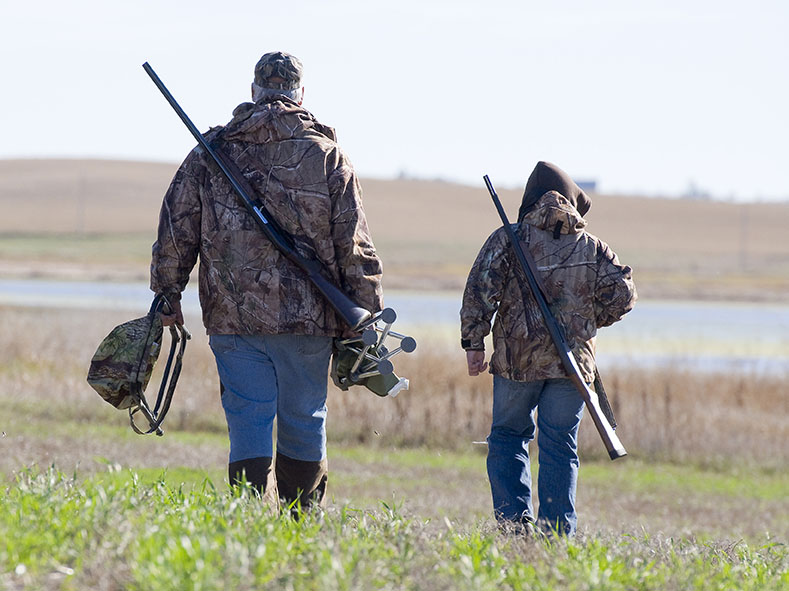Petition to block AJP anti-duck hunting bill now open