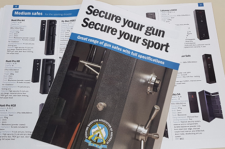 Firearm thefts prompts storage reminder