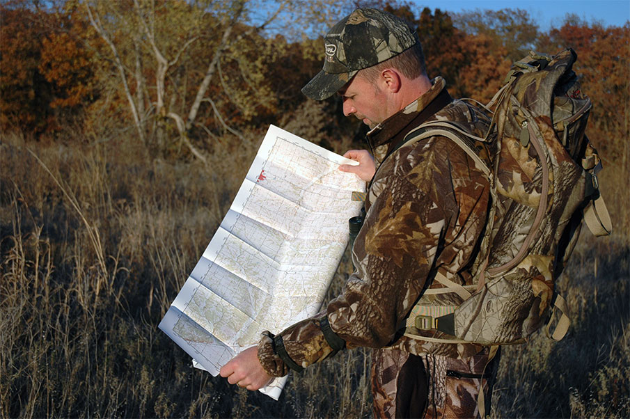 Duck Hunting Mapping Issues sorted