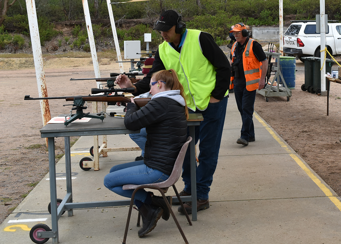 Practical Firearms Training Courses Are Not Running At Present