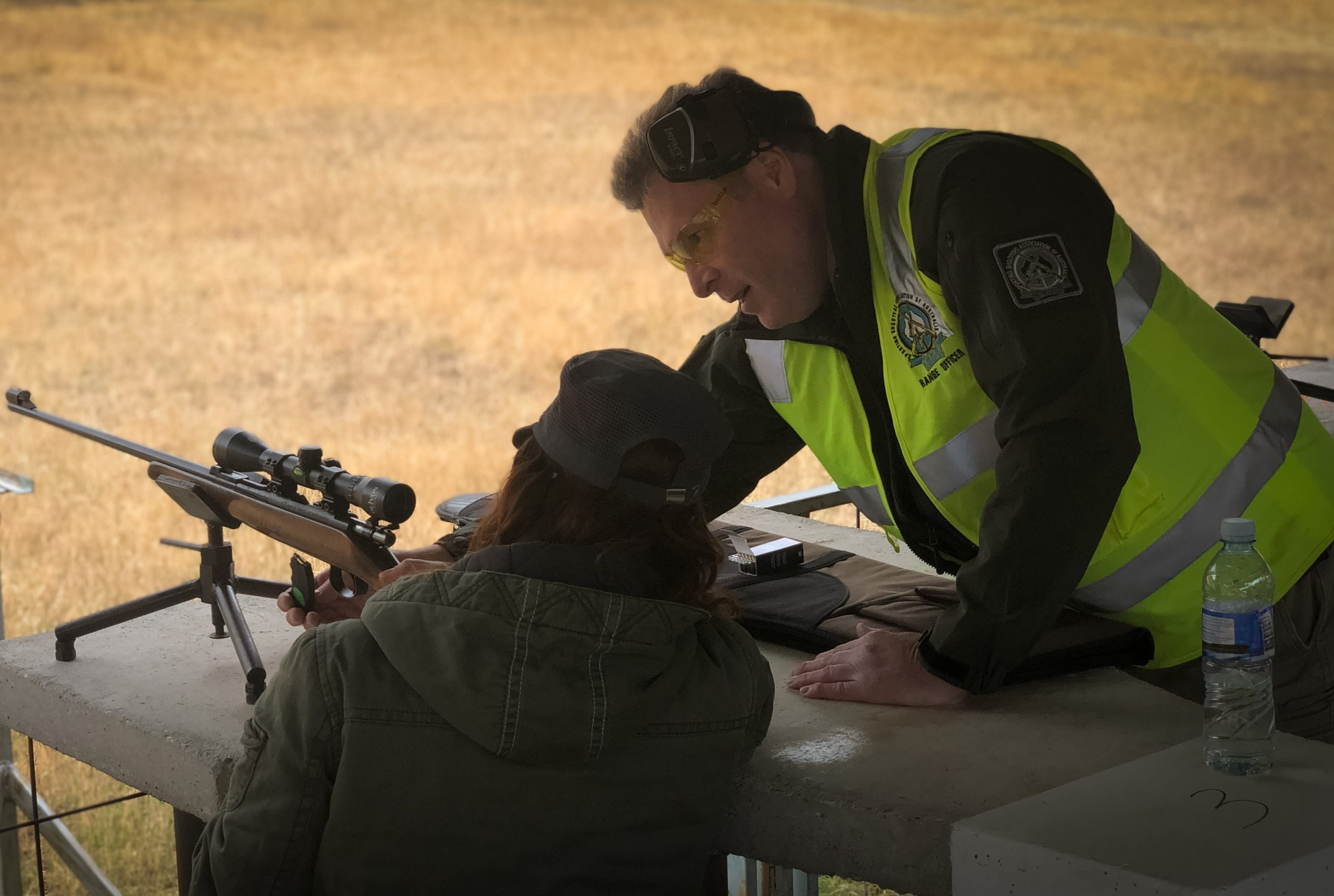 Practical Firearms Training Program: Introductory Course